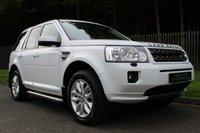 2011 LAND ROVER FREELANDER 2 2.2 TD4 XS 5d 150 BHP £11500.00