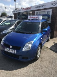 2007 SUZUKI SWIFT 1.3 GL 5d 91 BHP £2695.00