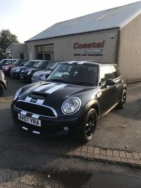 2007 MINI HATCH COOPER 1.6 COOPER S 3d 172 BHP £4495.00