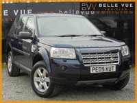 USED 2009 09 LAND ROVER FREELANDER 2.2 TD4 GS 5d 159 BHP *STUNNING VEHICLE, MUST SEE*