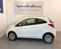 USED 2015 64 FORD KA 1.2 ZETEC 3d 69 BHP £30 Road tax -LOW MILEAGE ONLY 23,000 miles with full service history-LOW INSURE RATING -great spec too with air conditioning,alloy wheels,blue tooth -stylish looker -LOW RATE FIANCE available -please ask for further details