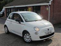 2009 FIAT 500 1.2 POP 3dr (£30 TAX) £2990.00
