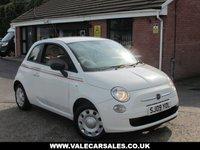 2009 FIAT 500 1.2 POP 3dr (£30 TAX) £3290.00