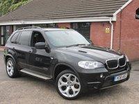2011 BMW X5 3.0 XDRIVE30D SE (7 SEATER) AUTO 5dr £14990.00