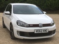 2012 VOLKSWAGEN GOLF 2.0 GTI 5d 210 BHP £8495.00