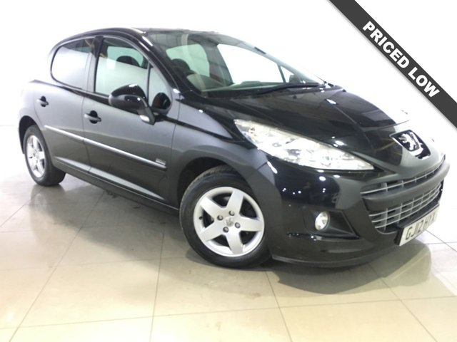 View our 2012 12 PEUGEOT 207 1.4 SPORTIUM 5d 74 BHP