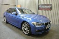 2014 BMW 3 SERIES 3.0 335D XDRIVE M SPORT 4d AUTO 309 BHP £17995.00