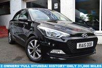 2015 HYUNDAI I20 1.4 GDI SE 5d 99 BHP £6995.00