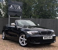 2013 BMW 1 SERIES 2.0 120D EXCLUSIVE EDITION 2dr £10999.00