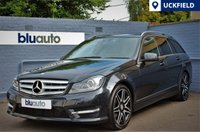 USED 2012 12 MERCEDES-BENZ C 250 2.1 CDI BLUE EFFICIENCY AMG SPORT PLUS 5d AUTO 202 BHP Full Mercedes History, Part Leather/Alcantara seats, Heated Seats....