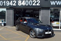 USED 2013 63 BMW 1 SERIES 3.0 M135I 5d AUTO 316 BHP