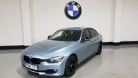 USED 2014 64 BMW 3 SERIES 2.0 320D EFFICIENTDYNAMICS 4d 161 BHP 1 Owner/Sat -Nav/Park/Privacy Glass/Bmw History/£30 Tax