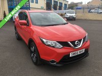 USED 2017 66 NISSAN QASHQAI 1.5 N-CONNECTA DCI 5d 108 BHP
