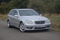 USED 2002 02 MERCEDES-BENZ C CLASS 3.2 C32 AMG 5dr ++ VERY RARE C32 AMG ESTATE ++