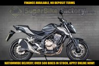 USED 2016 16 HONDA CB500  GOOD & BAD CREDIT ACCEPTED, OVER 500+ BIKES IN STOCK