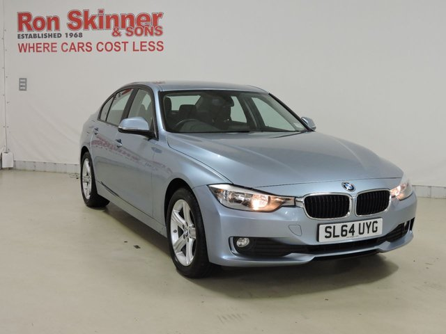 View our 2014 64 BMW 3 SERIES 2.0 320D SE 4d AUTO 182 BHP