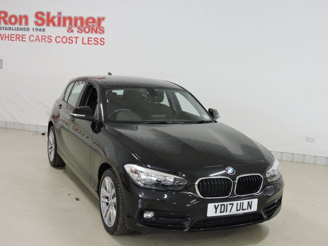 View our 2017 17 BMW 1 SERIES 1.5 116D SPORT 5d 114 BHP