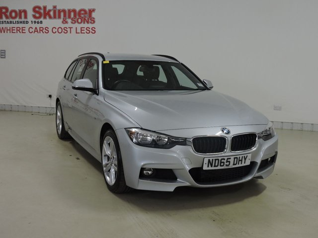 View our 2015 65 BMW 3 SERIES 2.0 320D XDRIVE M SPORT TOURING 5d 188 BHP