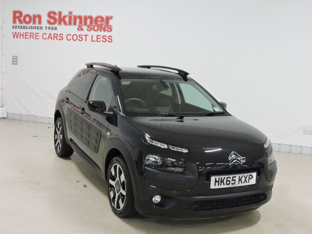 View our 2015 65 CITROEN C4 CACTUS 1.6 BLUEHDI FLAIR 5d 98 BHP    (6)