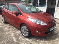 USED 2009 09 FORD FIESTA 1.4 TITANIUM 3d BEAUTIFUL COLOUR AND BEAUTIFUL CONDITION...!!!