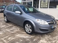 USED 2008 08 VAUXHALL ASTRA 1.4 CLUB 16V TWINPORT 5d 90 BHP
