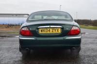 USED 2004 04 JAGUAR S-TYPE 4.2 V8 SE 4dr LADY OWNER + STUNNING V8 +++++