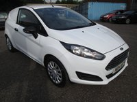 2014 FORD FIESTA 1.5 BASE TDCI 75 *AIR CON*S/HISTORY* £5495.00