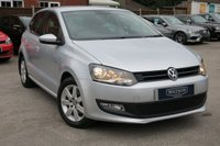 USED 2013 63 VOLKSWAGEN POLO 1.4 MATCH EDITION DSG 5d AUTO 83 BHP LOVELY LOW MILEAGE POLO DSG