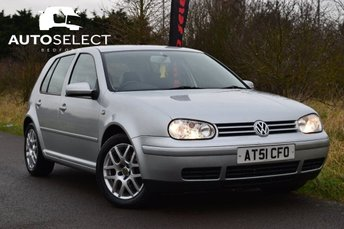 2001 VOLKSWAGEN GOLF