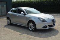 2011 ALFA ROMEO GIULIETTA 2.0 JTDM-2 VELOCE 5d 170 BHP £4495.00