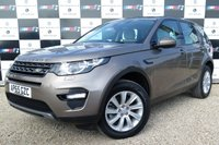 USED 2016 65 LAND ROVER DISCOVERY SPORT 2.0 TD4 SE TECH 5d AUTO 180 BHP