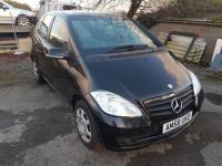 USED 2008 58 MERCEDES-BENZ A CLASS 1.5 A150 Classic SE 5dr SPARES OR REPAIRS ++ ECU FAULT
