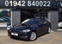 2012 BMW 5 SERIES 2.0 525D SE 4d AUTO 215 BHP £11995.00