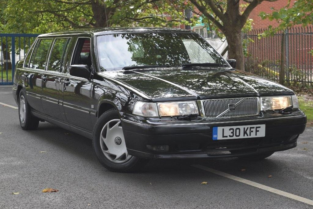 1999 Volvo 960 Executive £1,690