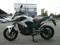 2014 HONDA NC 745cc NC 750 XA-E  £4595.00