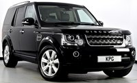USED 2014 64 LAND ROVER DISCOVERY 4 3.0 SD V6 SE Tech (s/s) 5dr Auto [8] HDD Nav, Meridian, DAB, Xenons