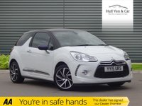 USED 2015 15 CITROEN DS3 1.6 E-HDI DSTYLE PLUS 3d 90 BHP LOW MILEAGE, BIG MPG, £0 TAX
