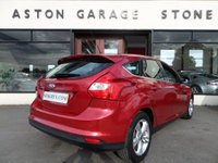 USED 2012 61 FORD FOCUS 1.6 ZETEC 5d AUTO 124 BHP ** LOW MILEAGE * BLUETOOTH ** ** LOW MILES * B/TOOTH * DAB **