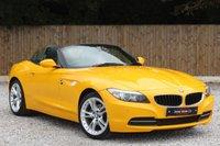 2011 BMW Z4 2.0 Z4 SDRIVE20I ROADSTER 2d AUTO 181 BHP £14995.00