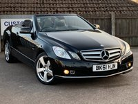 2011 MERCEDES-BENZ E CLASS 2.1 E220 CDI BLUEEFFICIENCY SE EDITION 125 2d AUTO 170 BHP £10995.00