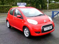USED 2011 60 CITROEN C1 1.0 VTR PLUS 5d 68 BHP CADE CARS LTD. Established for over 25 years.