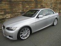 2008 BMW 3 SERIES 3.0 330I M SPORT 2d 269 BHP £8250.00