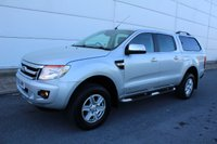 2013 FORD RANGER 2.2 LIMITED 4X4 DCB TDCI 1d 148 BHP £SOLD