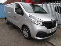 2015 RENAULT TRAFIC LL29 BUSINESS PLUS ENERGY DCI LWB 120 PS *AIR CON* £8995.00