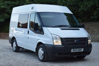 USED 2013 13 FORD TRANSIT 2.2 300  124 BHP