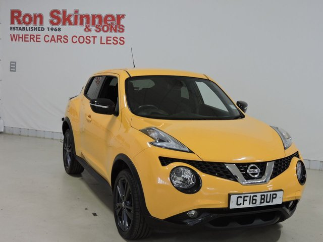 View our 2016 16 NISSAN JUKE 1.2 N-CONNECTA DIG-T 5d 115 BHP