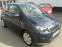 USED 2016 66 PEUGEOT 108 1.0 ACTIVE 3d 68 BHP