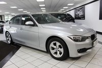 2012 BMW 3 SERIES 320D EFFICIENTDYNAMICS 161 BHP £6450.00