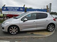 2010 PEUGEOT 207 1.6 ALLURE 5d 120 BHP £3495.00