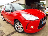 USED 2012 62 CITROEN DS3 1.6 DSTYLE 3d AUTO 120 BHP